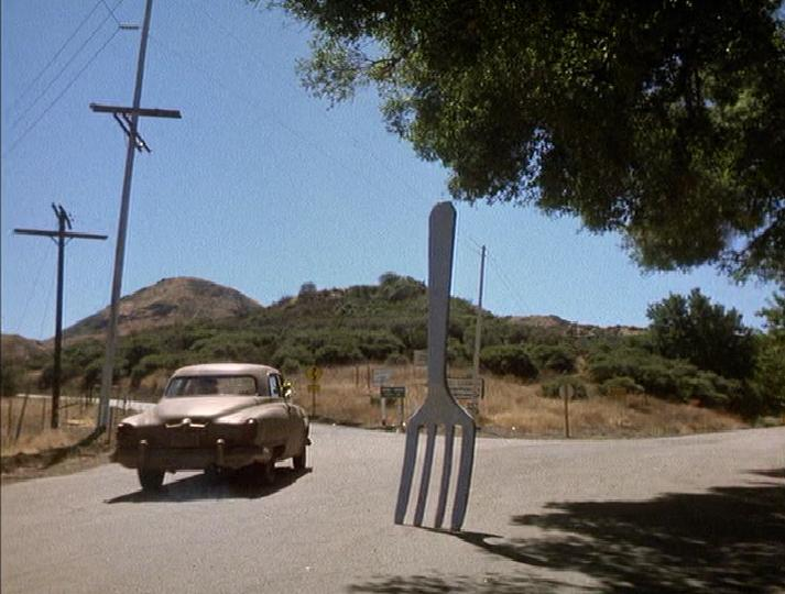 Fork in the road (from the muppets)